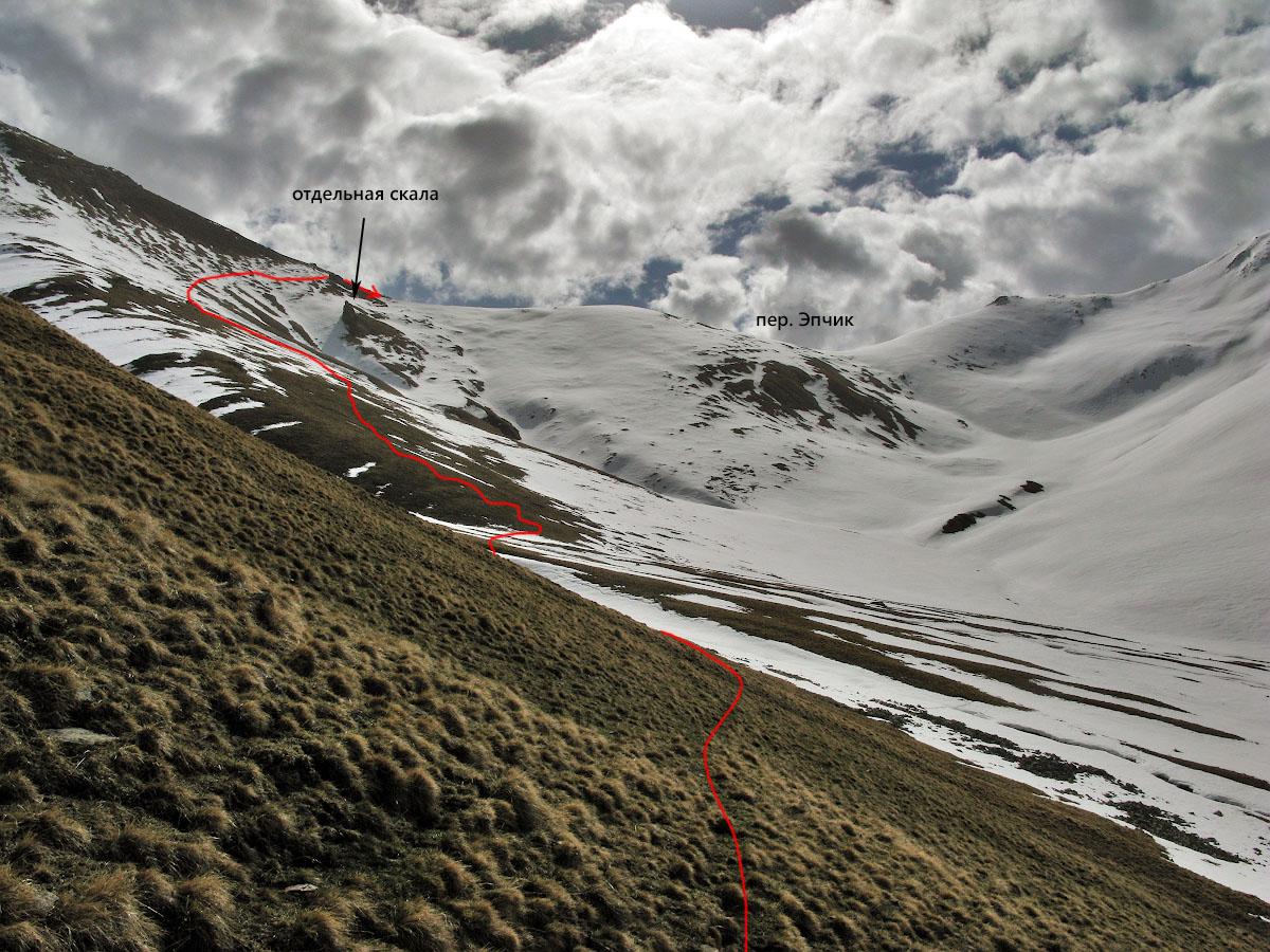 Отчет о путешествии ~1 к.с.  по горам Карачаево-Черкесии